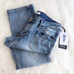 Kensie Jeans • Skinny Crop Jeans